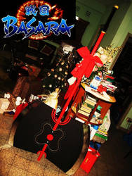 Merry Basara Christmas by Drefan-cosplay
