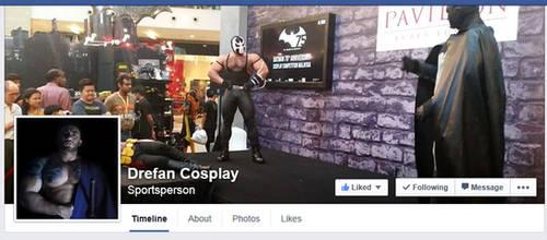 Drefan Cosplay by Drefan-cosplay