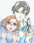 Artemis Ouran crossover