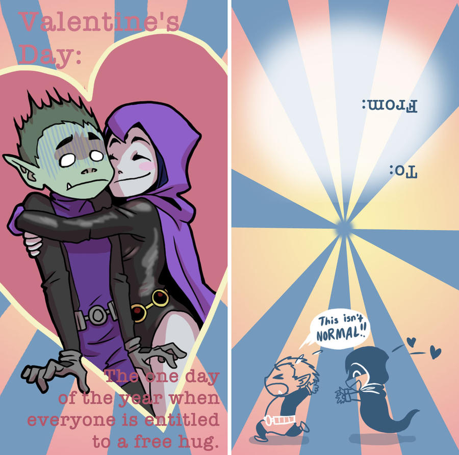 Compulsory Hugs by iesnoth