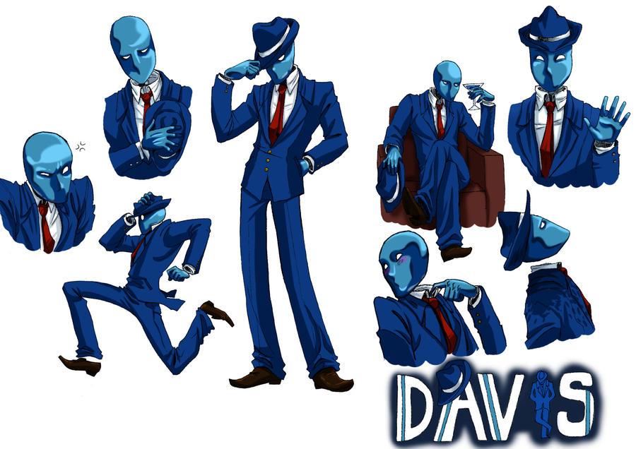 Davis by iesnoth