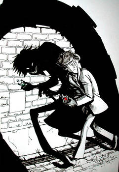 Jekyll and Hyde by iesnoth