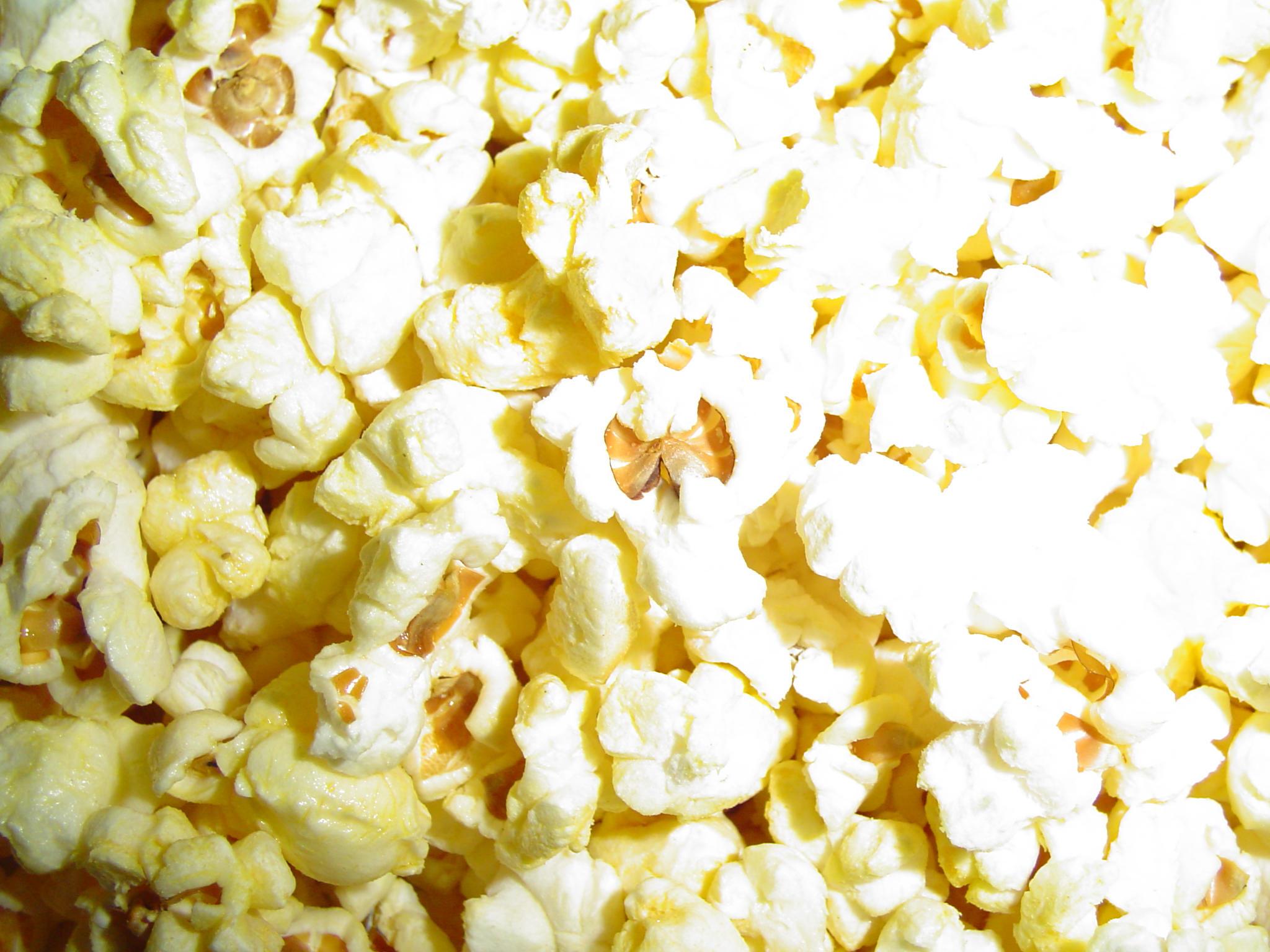 popcorn by shuffler