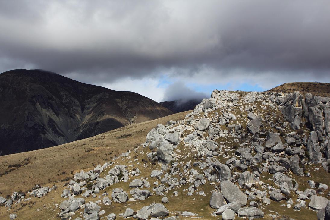 Castle Rock by imperidal