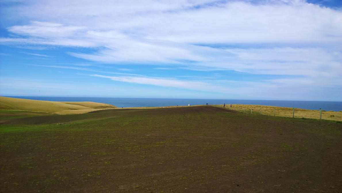 The Southest Part of New Zealand #3 by imperidal