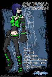 Haruka Shino - TWEWY role game OC by XxEstelxX