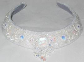 Bridal Collar by Bev-Choy