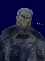 Dark Knight Returns by Michael-McDonnell