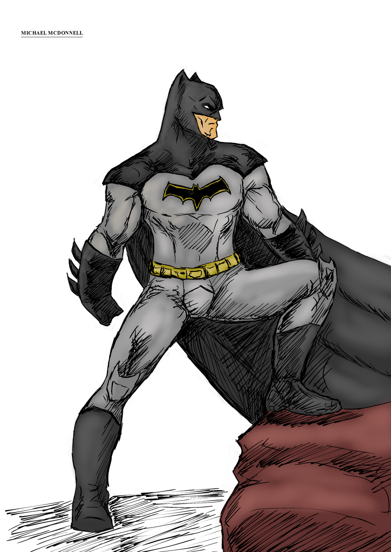 Batman DC Rebirth III by Michael-McDonnell