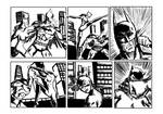 Batman And Catwoman Sample Page 2-3 by Michael-McDonnell