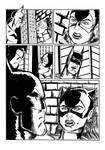 Batman And Catwoman Sample Page 6 by Michael-McDonnell