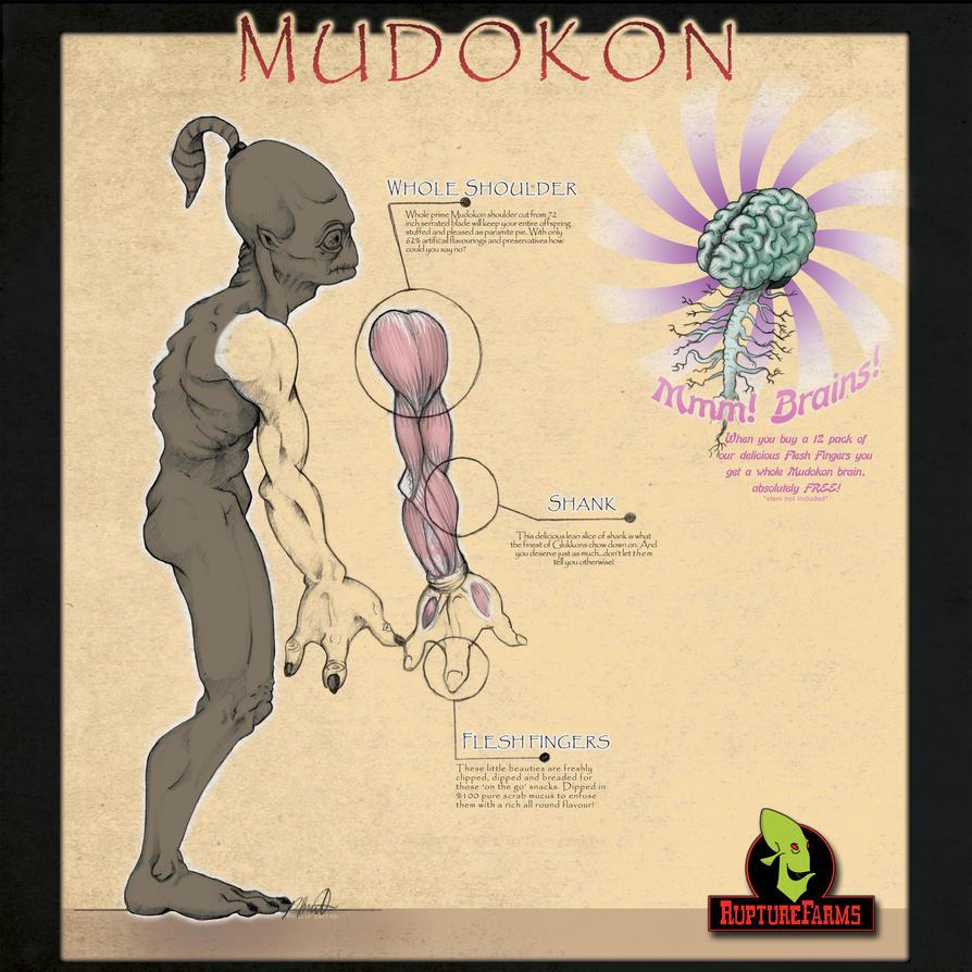 Mudokon by ZePip