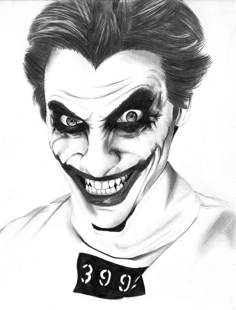 Patient: 3992 / Name: The Joker by Hellsing-Order ...