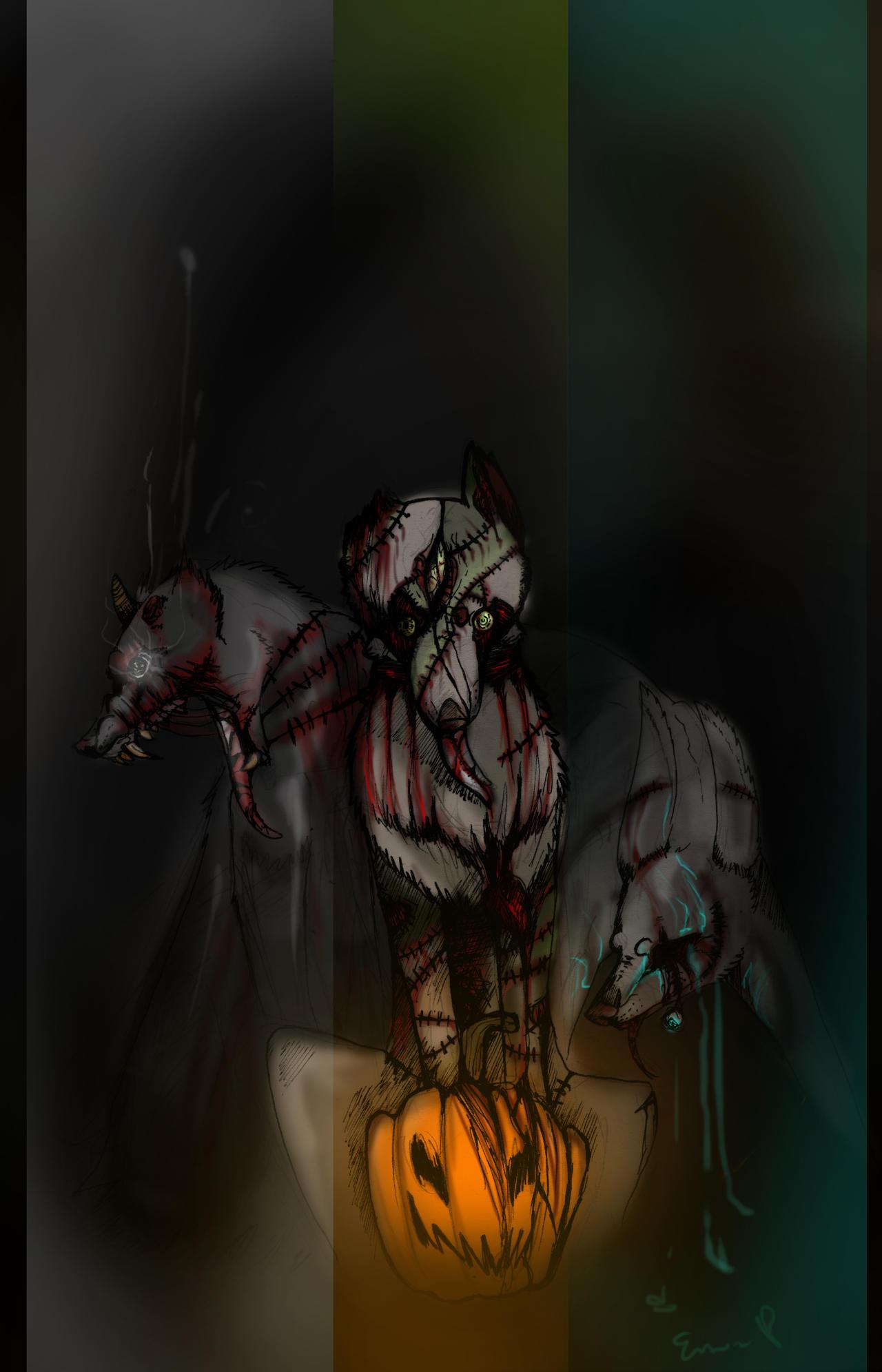 Halloween by Nakusia