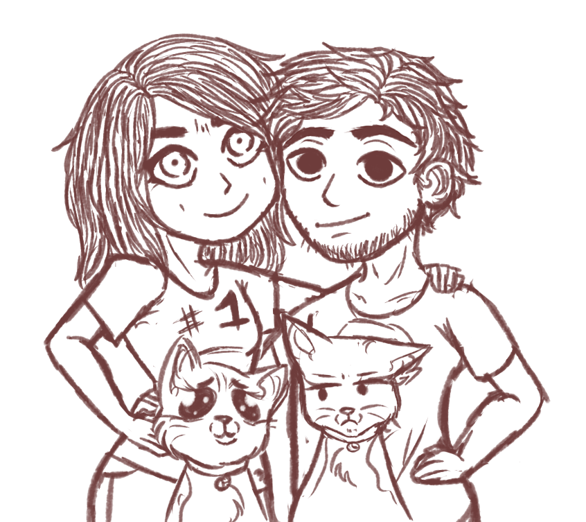 Happy Family by SnarkyButt