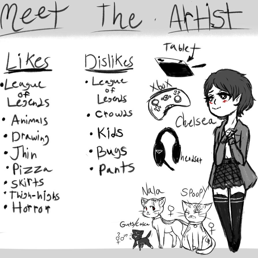 Meet The Artist: SnarkyButt by SnarkyButt