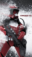 Commander Fox: A Star Wars Story