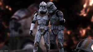 Brothers in arms are brothers for life by Erik-M1999