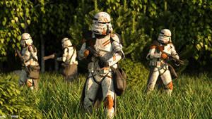 2nd Airborne on Alderaan