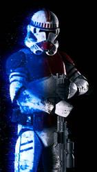 Star Wars Battlfront II: Coruscant Guard