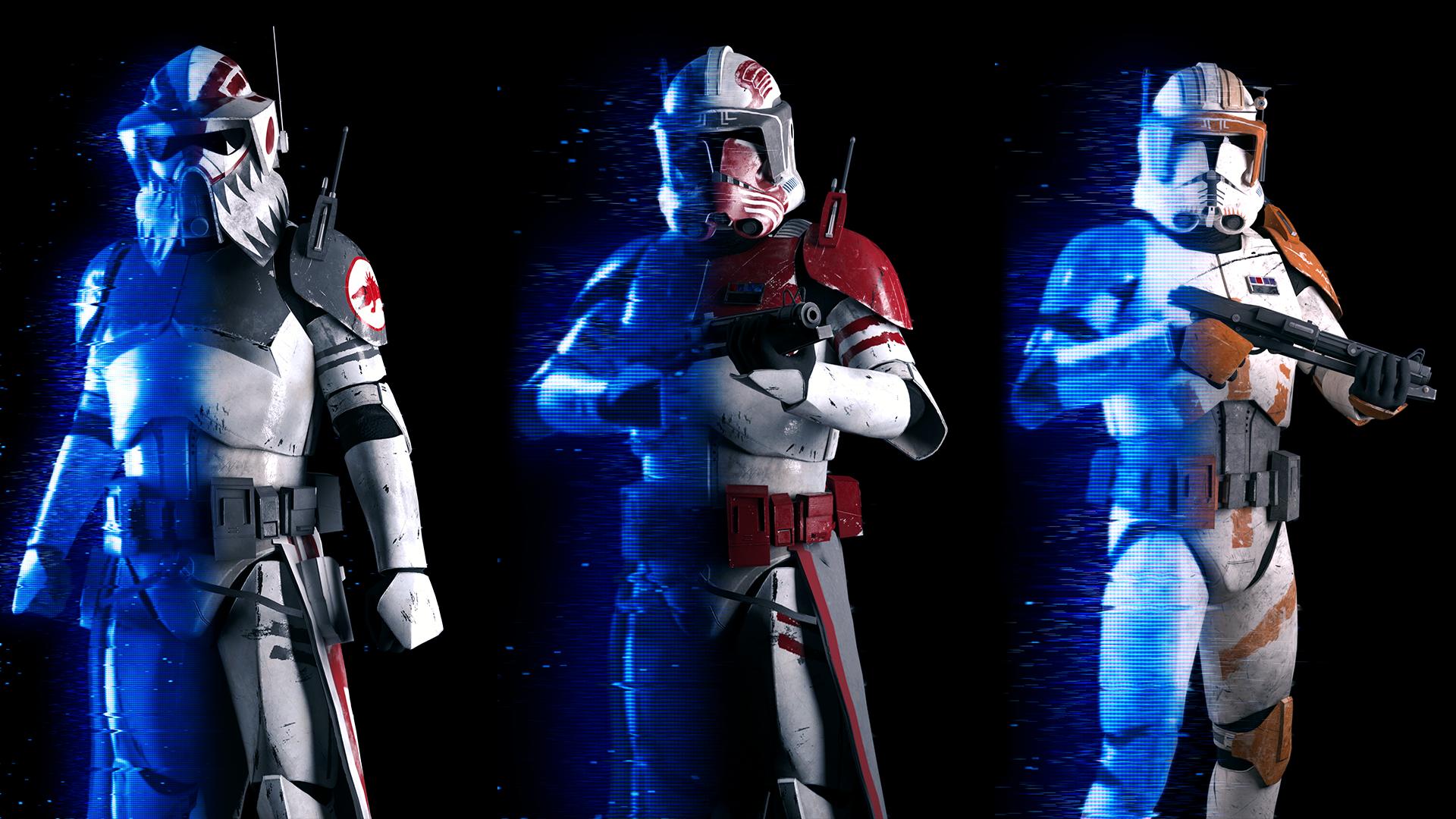 25+ Clone Trooper Wallpaper Battlefront 2 Pics