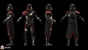 STAR WARS: Jedi Fallen Order Purge Trooper by Erik-M1999