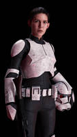 Clone Trooper Female Cocnept