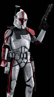 STAR WARS BATTLEFRONT II: Captain Fordo