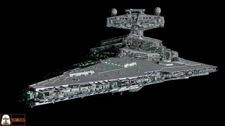 STAR WARS BATTLEFRONT II: Imperial Star Destroyer
