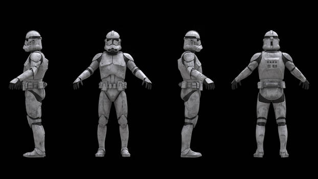 STAR WARS BATTLEFRONT 2: Clone Trooper Phase 2