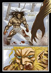 Wolverine vs. Sabretooth : Red