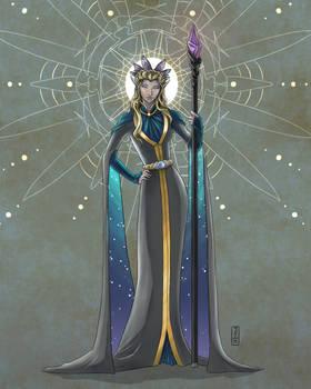 Lyra - Celestial Archfey