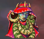 Medina - The Painted Lady