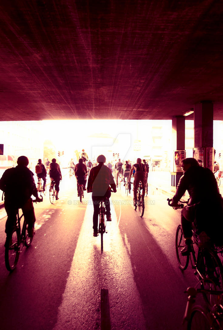 CRITICAL MASS VIENNA 004 by inkoginko