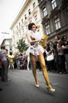 fashion mob II by inkoginko