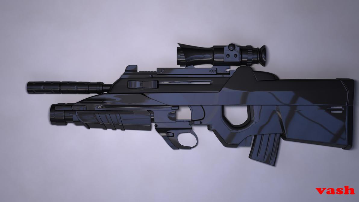 locos por las armas fn f2000  F 2000