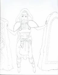 Viking Nikki by Chuymage
