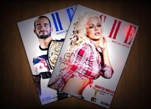 Mag On WWE