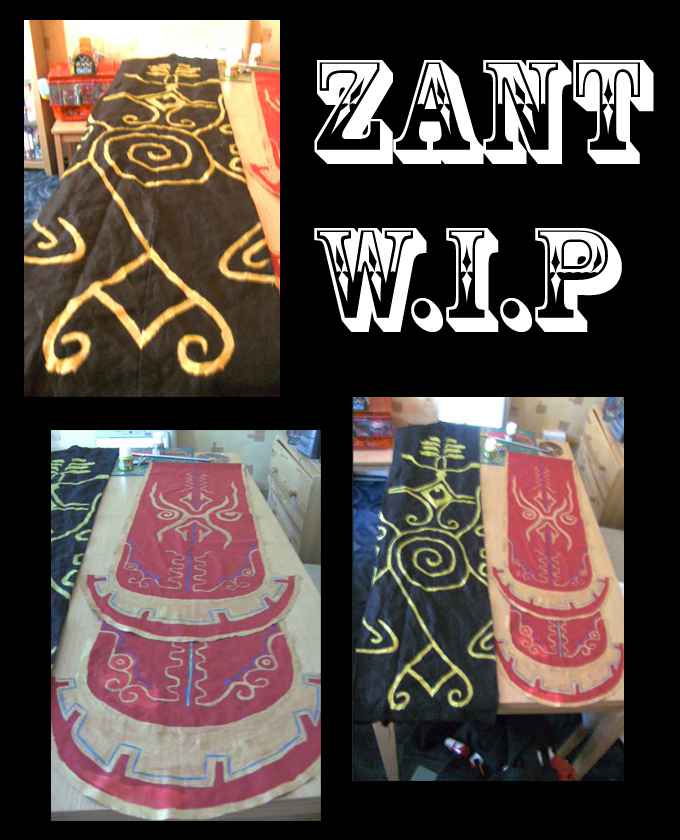 Zant W.I.P by flames-of-monki