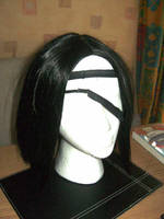 nnoitra wig + eyepatch by flames-of-monki