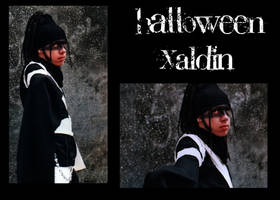 Halloween town Xaldin by flames-of-monki