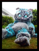 Fat Cat by flames-of-monki