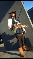 I'm Captain Jack Sparrow by flames-of-monki