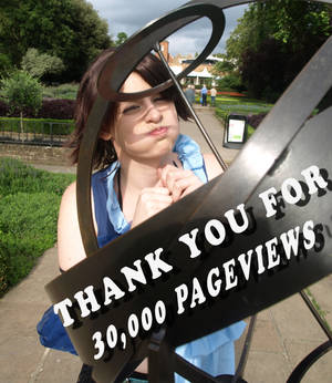 30000 PAGEVIEWS