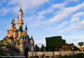 Dream Castle by flames-of-monki
