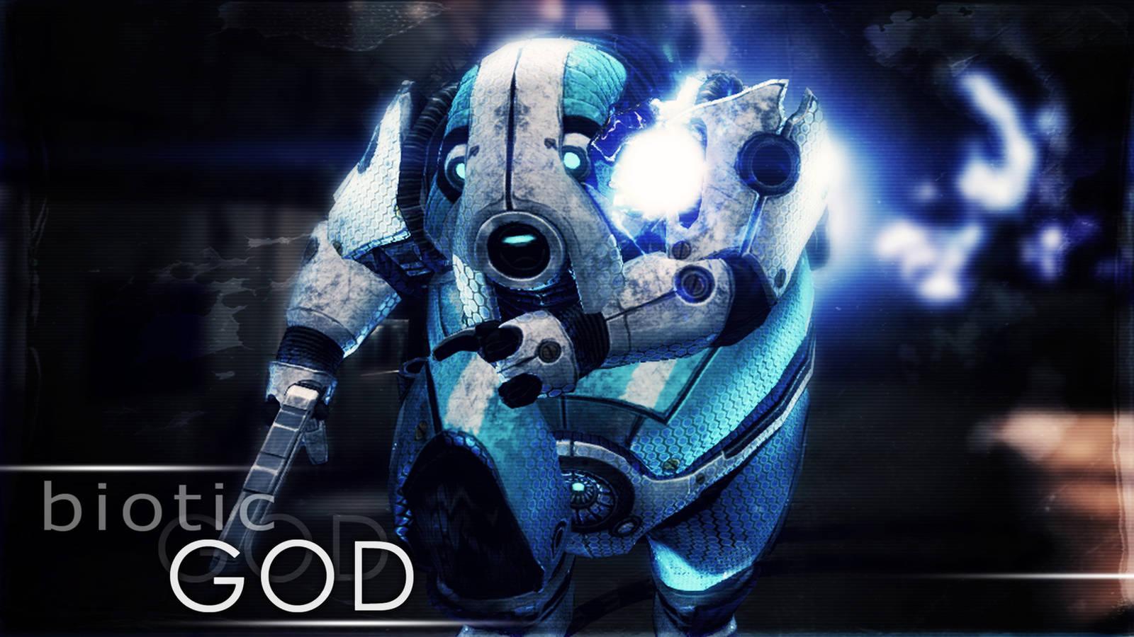 Biotic  GOD by MissBasha