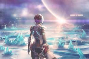 Follow ME: Andromeda by MissBasha