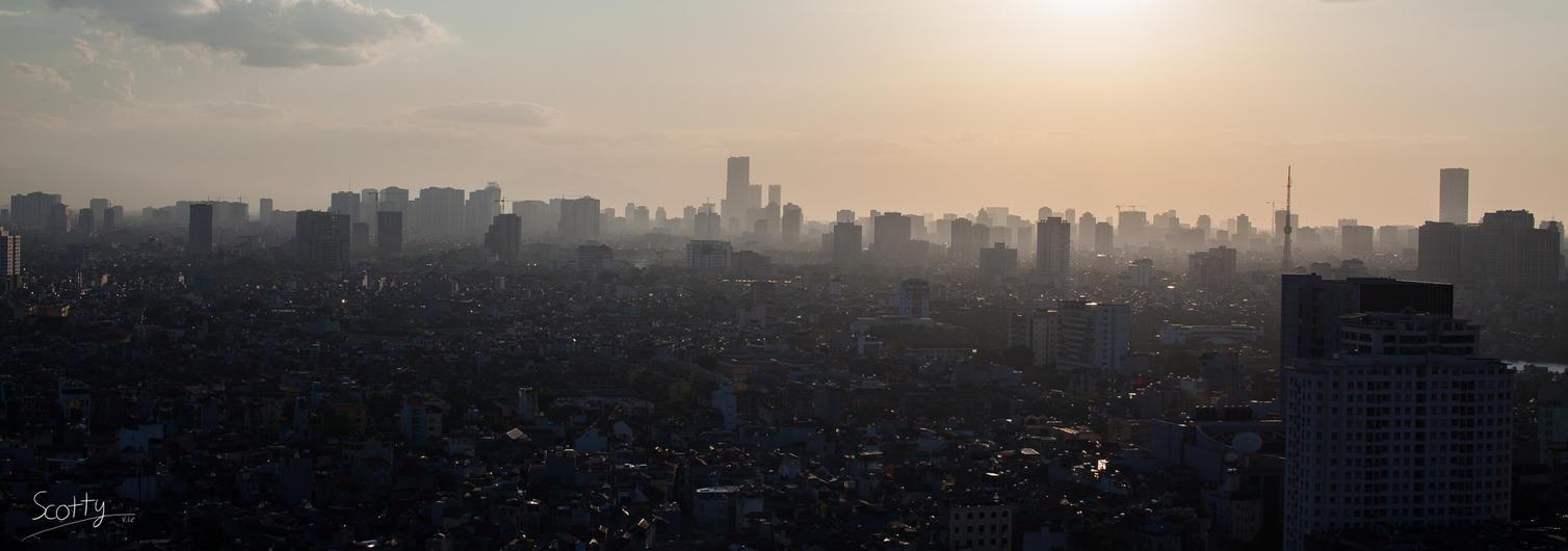 Hanoi by IWSFOD-D