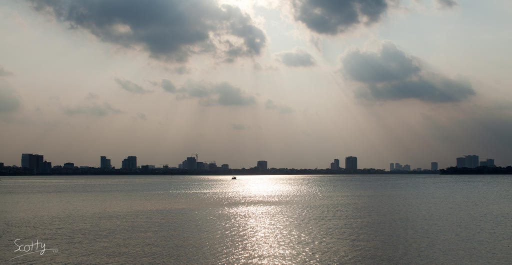 West Lake - Hanoi by IWSFOD-D