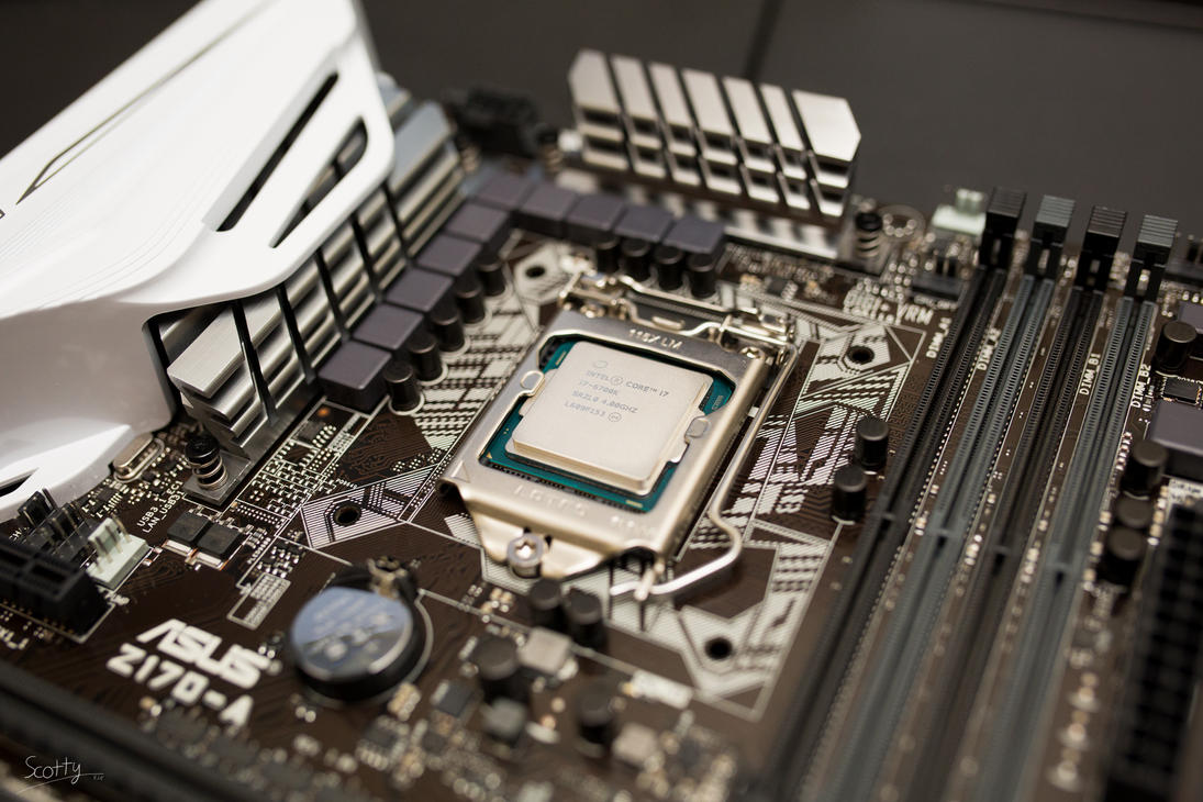 Intel inside by IWSFOD-D